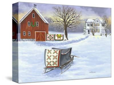Winter Sleigh and Quilts