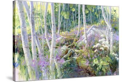 Aspen Glade by Julie Pollard