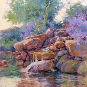 Desert Stream by Julie Pollard
