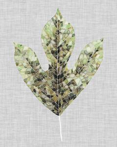 Falling Leaf Mosaic II by Julie Silver