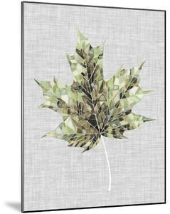 Falling Leaf Mosaic III by Julie Silver