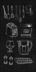 Kitchen Fun II by Julie Silver