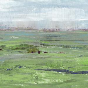 Verdent Vista II by Julie Silver