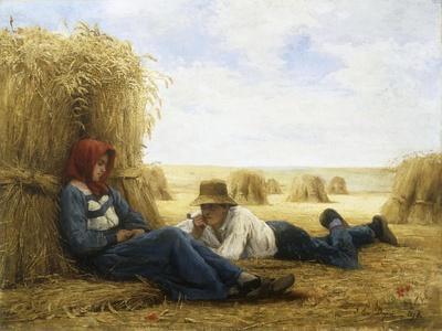 Harvest Time, 1878