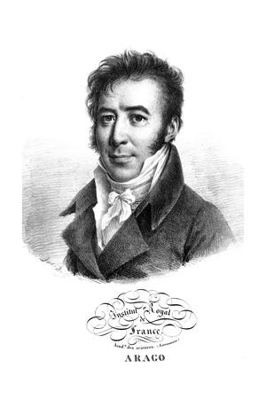 Dominique Francois Jean Arago (1786-185), French Astronomer, Physicist and Politician