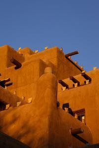 Inn at the Loretto, Santa Fe, New Mexico. USA by Julien McRoberts