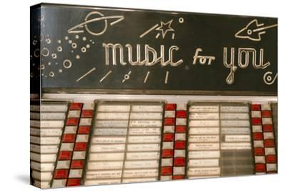 Litchfield, Illinois, USA. Route 66 Vintage Juke Box