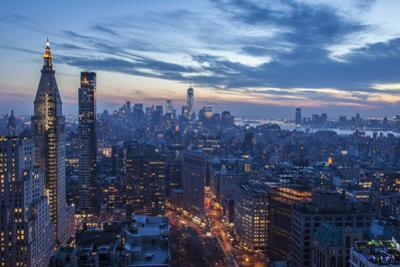 New York City, Ny, USA by Julien McRoberts