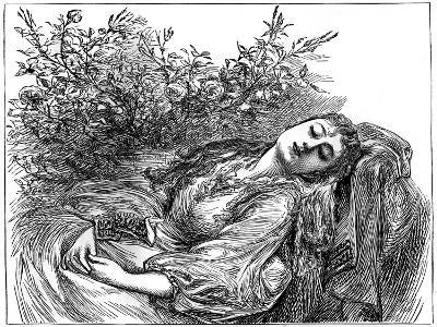 Juliet, 1882--Giclee Print