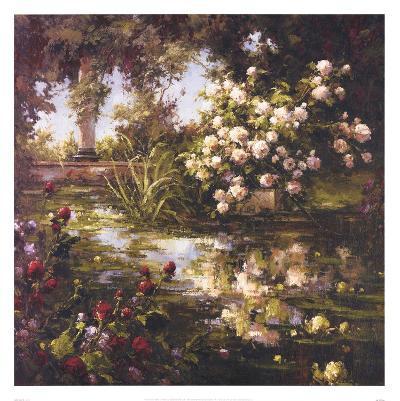 Juliet's Garden III--Art Print