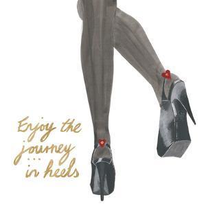 Hot Heels - Enjoy the Journey… by Juliette McGill