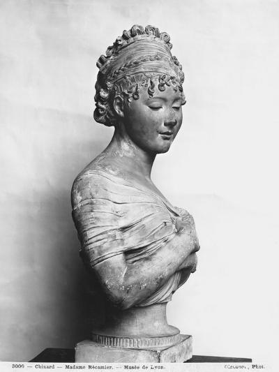 Juliette Recamier-Joseph Chinard-Giclee Print