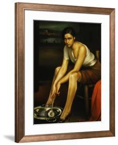 La Chiquita Piconera, 1930 by Julio Romero de Torres