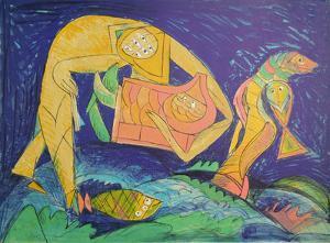 Sauve des Eaux by Julio Silva