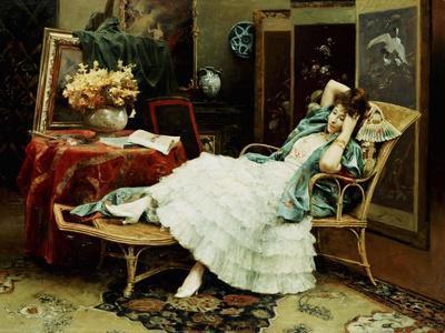 Repose, 1888