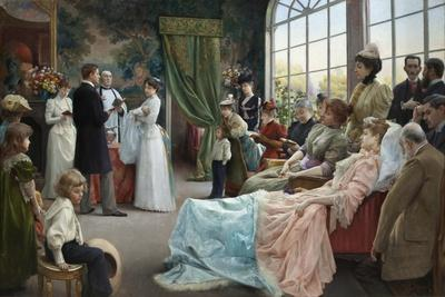 The Baptism, 1892