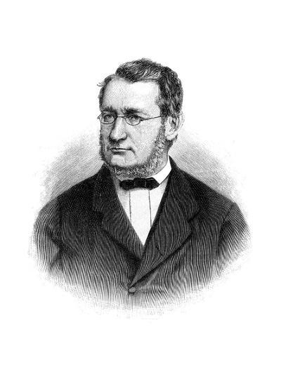 Julius Robert Von Mayer (1814-187), German Physician and Physicist, 1900--Giclee Print