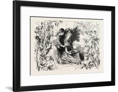 July, Calendar, Year, Month, Monthly--Framed Giclee Print