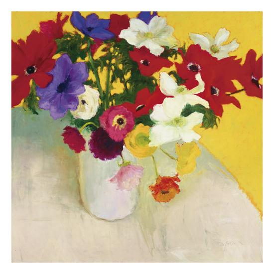 July Floral-Dale Payson-Premium Giclee Print