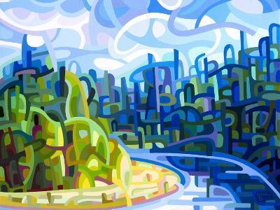 July Progression-Mandy Budan-Giclee Print
