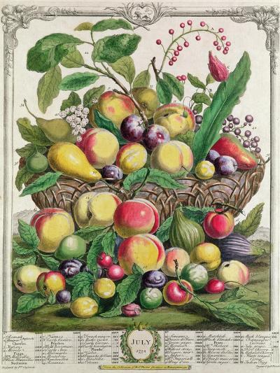July-Pieter Casteels-Giclee Print