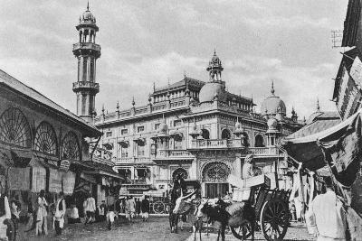 Juma Masjid, Bombay, India, 20th Century--Giclee Print
