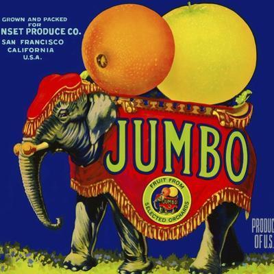Jumbo Orange and Grapefruit