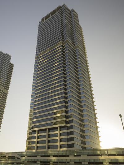 Jumeirah Lakes Towers, Dubai, United Arab Emirates-Rainer Mirau-Photographic Print