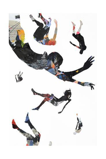 Jump-Alex Cherry-Art Print