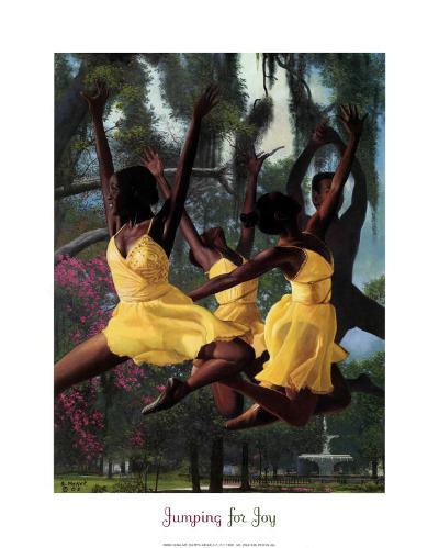 Jumping For Joy-Gregory Myrick-Art Print