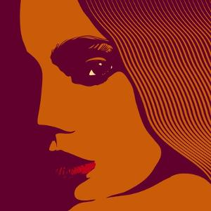 Woman Face, Vector Illustration. by jumpingsack