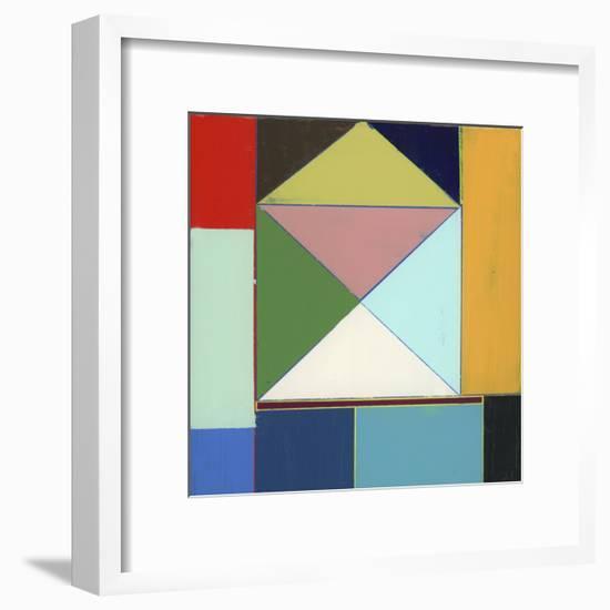 Junction II-Alicia LaChance-Framed Premium Giclee Print