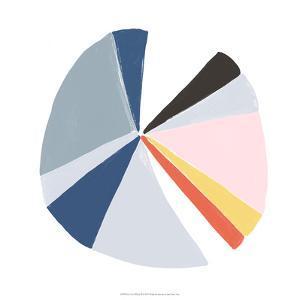 Color Wheel II by June Erica Vess