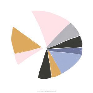 Color Wheel III by June Erica Vess