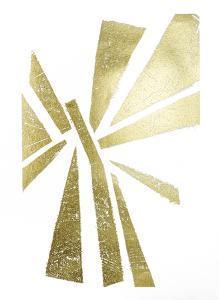 Gold Foil Symbiotic IV by June Erica Vess