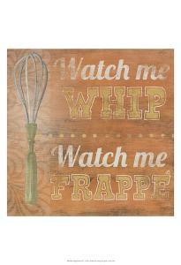 Hip Kitchen IV by June Erica Vess