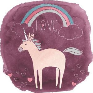 Magic Unicorn Squad IV by June Erica Vess