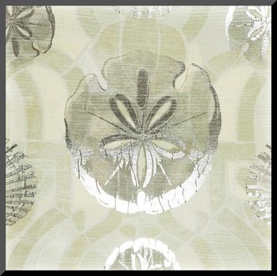 Metallic Shell Tiles II