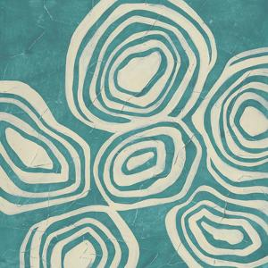 Mineral Motif I by June Erica Vess