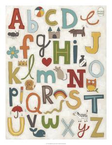Alphabet Soup by June Vess
