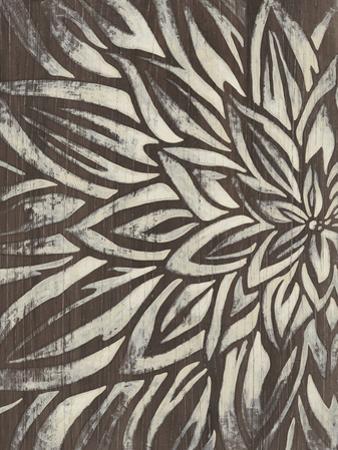 Barnwood Blossom I by June Vess