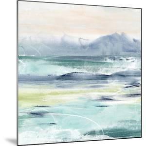 Beach Tides I by June Vess
