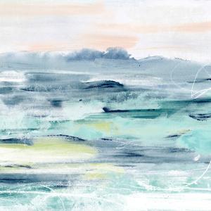 Beach Tides II by June Vess