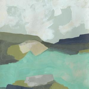 Coastal Crest I by June Vess