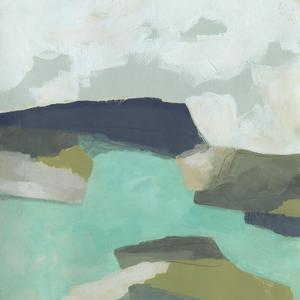 Coastal Crest II by June Vess