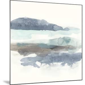 Coastline Sketch I by June Vess