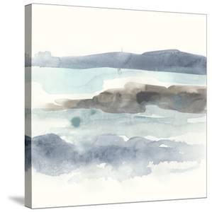 Coastline Sketch II by June Vess