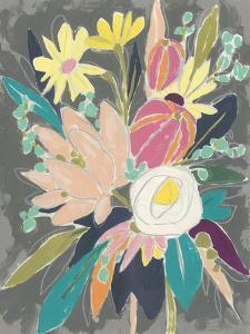 Fauvist Flora I by June Vess