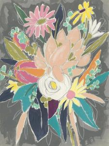 Fauvist Flora II by June Vess