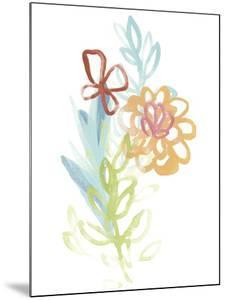 Flora Moderne I by June Vess